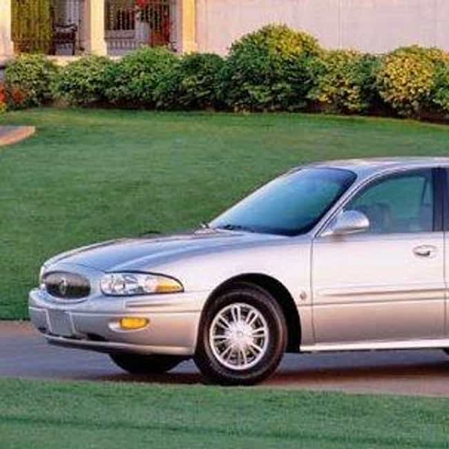 2004 Buick LeSabre is listed (or ranked) 2 on the list List of 2004 Buicks