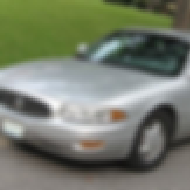 2005 Buick LeSabre is listed (or ranked) 3 on the list List of 2005 Buicks