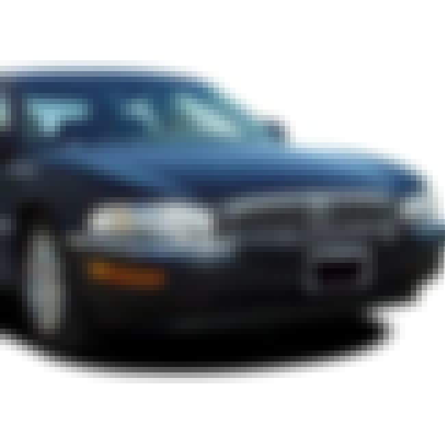 2005 Buick Park Avenue is listed (or ranked) 4 on the list List of 2005 Buicks