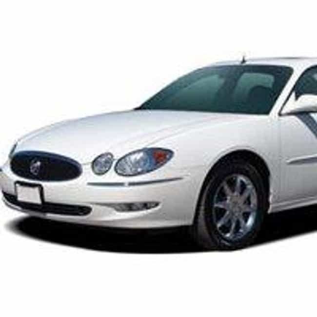 2006 Buick Lacrosse Is Listed Or Ranked 1 On The List Of