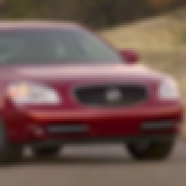 2006 Buick Lucerne is listed (or ranked) 2 on the list List of 2006 Buicks