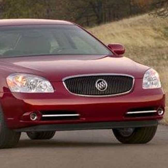 Buick Vehicles List: List Of All 2006 Buick Cars