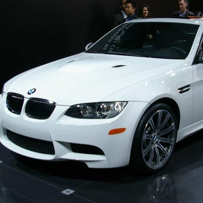 2008 BMW M3 Sedan is listed (or ranked) 7 on the list List of Popular BMW M3s