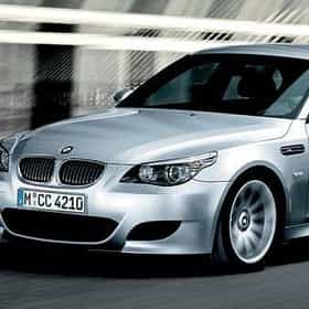 2008 BMW M5 Sedan