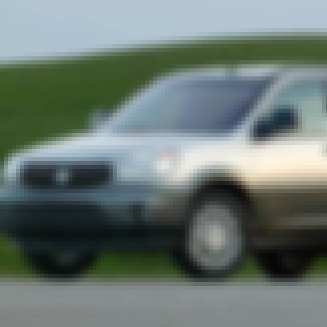 2006 Buick Rendezvous SUV AWD is listed (or ranked) 3 on the list The Best Buick Rendezvous of All Time