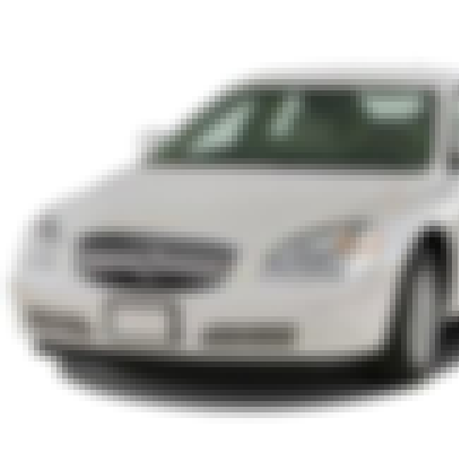 2007 Buick Lucerne is listed (or ranked) 2 on the list List of 2007 Buicks