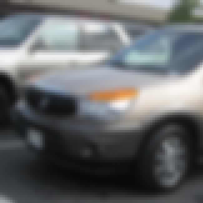 2007 Buick Rendezvous is listed (or ranked) 1 on the list The Best Buick Rendezvous of All Time
