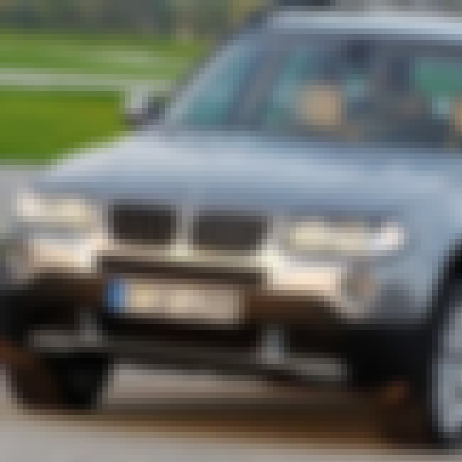 2007 BMW X3 is listed (or ranked) 4 on the list The Best BMW X3s of All Time