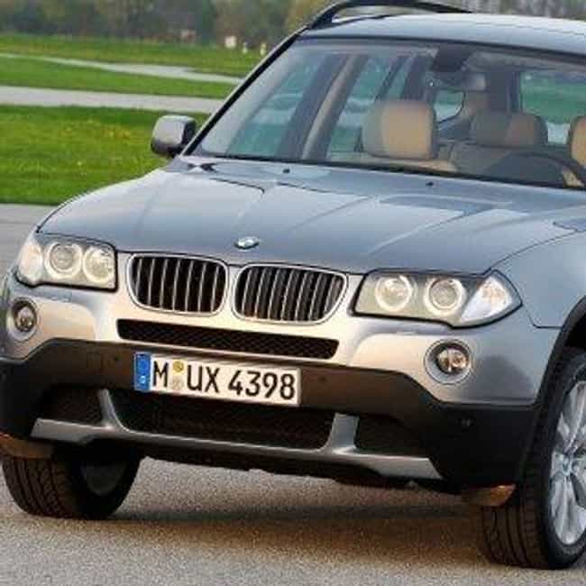 2007 BMW X3 is listed (or ranked) 3 on the list The Best BMW X3s of All Time
