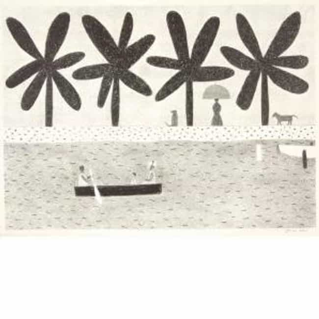 Along the Waterway is listed (or ranked) 3 on the list Printmaking Art: Famous Works