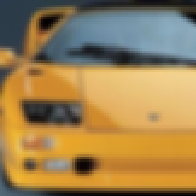 1993 Lamborghini Diablo Roadst... is listed (or ranked) 4 on the list List of Popular Lamborghini Roadsters