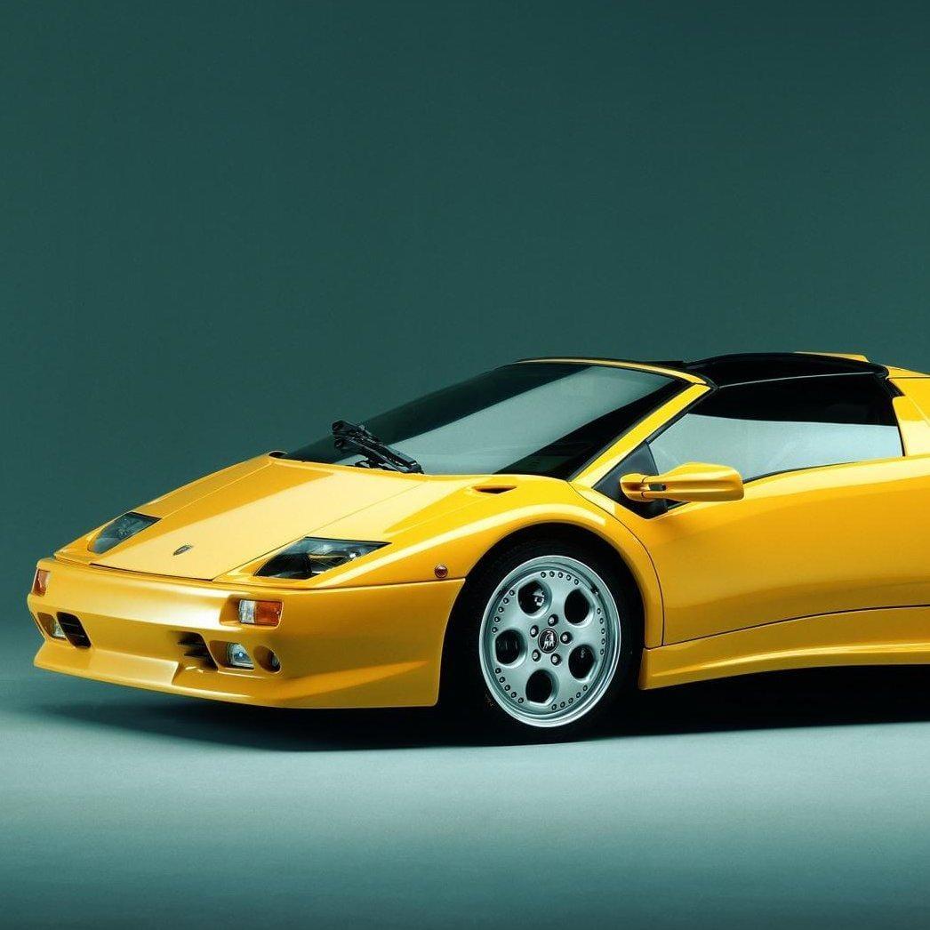 Lamborghini Diablo: 1996 Lamborghini Diablo Roadster Rankings & Opinions