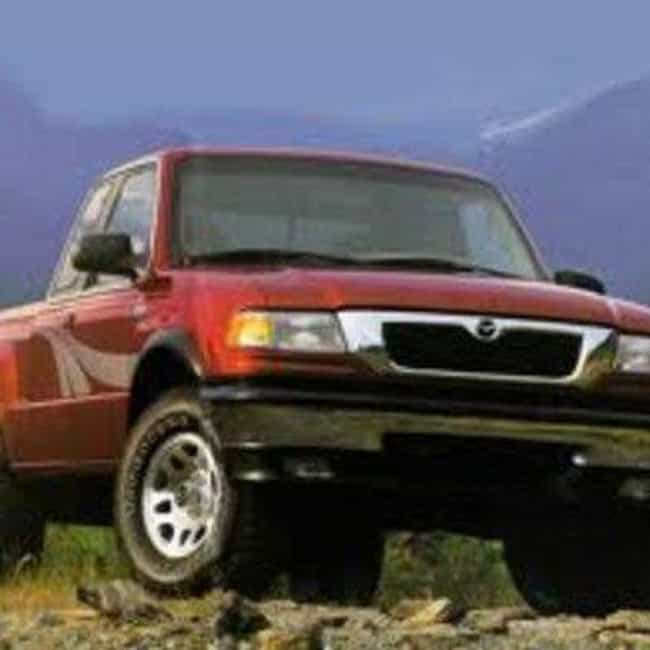 1999 Mazda B4000 Pickup 2WD is listed (or ranked) 4 on the list List of Popular Mazda Pickup 2WDs