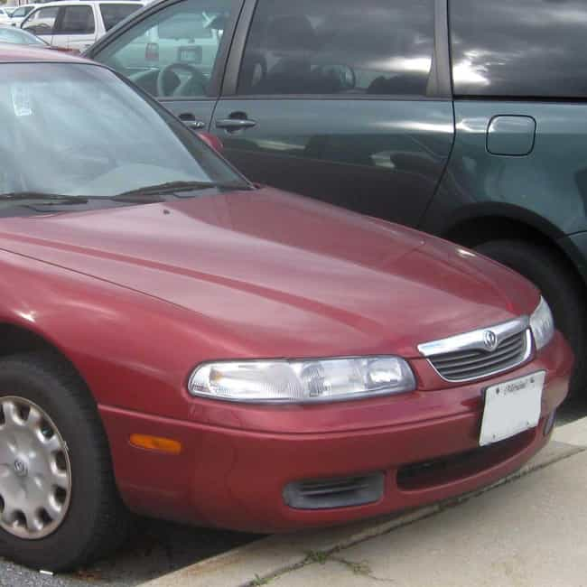 1996 Mazda 626 is listed (or ranked) 1 on the list List of 1996 Mazdas