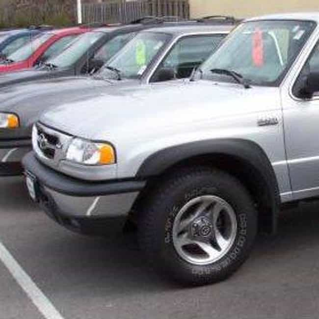 1996 Mazda B4000 Pickup 2WD is listed (or ranked) 1 on the list List of Popular Mazda Pickup 2WDs
