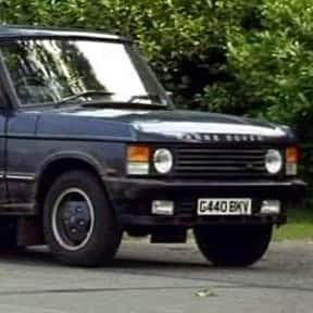 1990 Land Rover Range Rover is listed (or ranked) 7 on the list The Best Sport Utility Vehicles of All Time