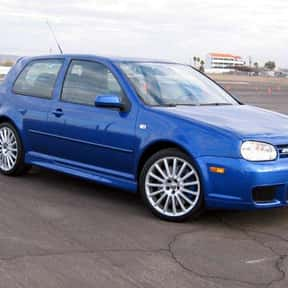 2004 Volkswagen R32 is listed (or ranked) 11 on the list The Best Hatchbacks of All Time