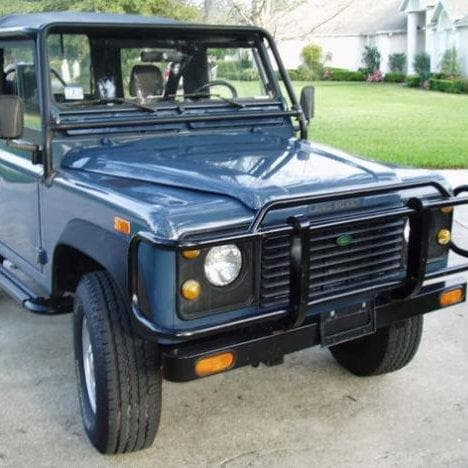 Random Best Land Rover Defenders of All Time