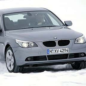 2006 BMW 530 Sedan is listed (or ranked) 6 on the list The Best BMW Sedans of All Time