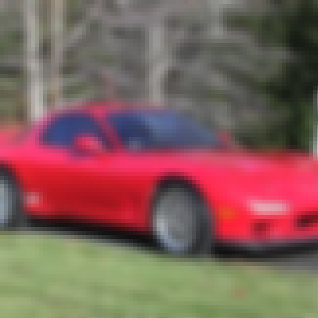 1995 Mazda RX-7 is listed (or ranked) 3 on the list The Best Mazda RX-7s of All Time