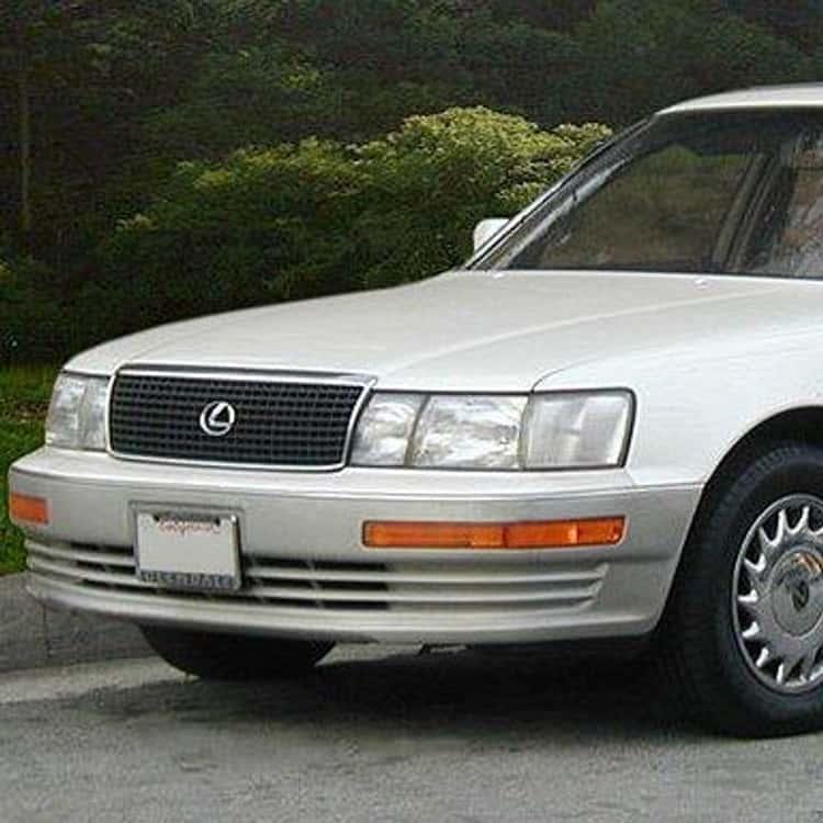1991 Lexus LS