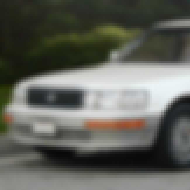 1991 Lexus LS is listed (or ranked) 4 on the list The Best Lexus LSs of All Time