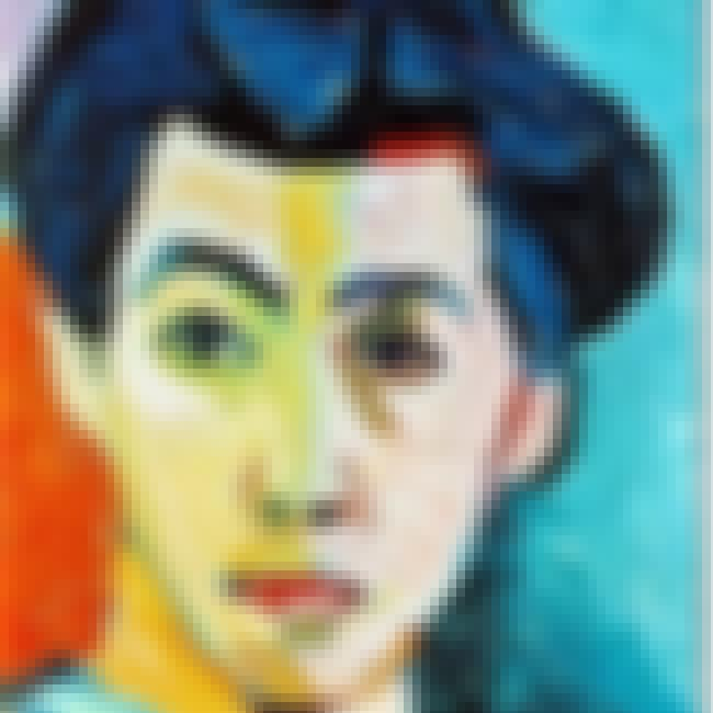 Portrait of Mme Matisse is listed (or ranked) 4 on the list Famous Portraits by Henri Matisse