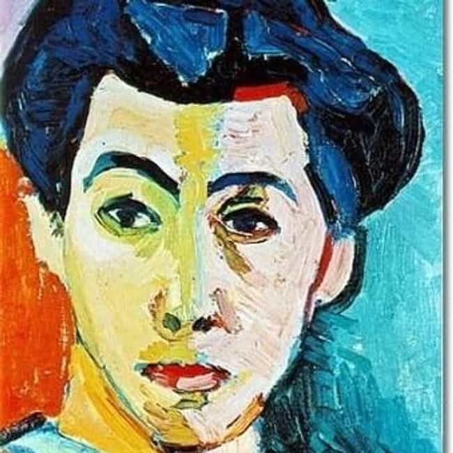 Portrait of Mme Matisse ... is listed (or ranked) 4 on the list Famous Portraits by Henri Matisse
