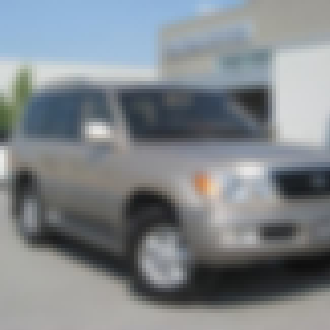 2000 Lexus LX is listed (or ranked) 3 on the list List of Popular Lexus 470 SUVs
