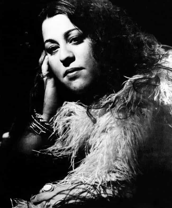 Cass Elliot is listed (or ranked) 4 on the list Rock Star Rumors That Were Never True