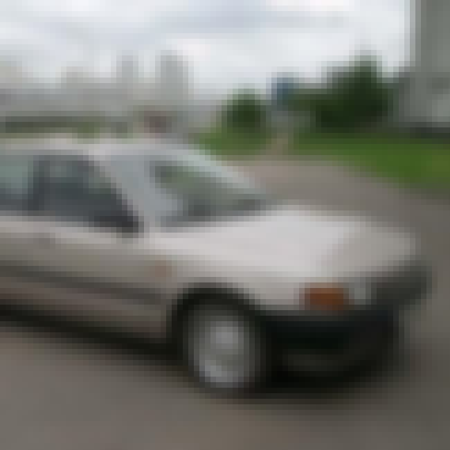 1993 Mazda 323 is listed (or ranked) 1 on the list List of Popular Mazda 323s