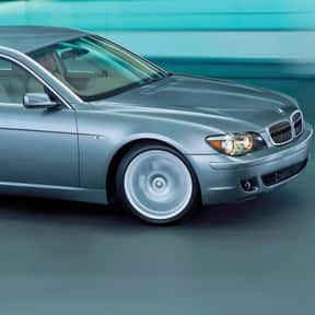 2006 BMW 750 is listed (or ranked) 15 on the list The Best BMW Sedans of All Time
