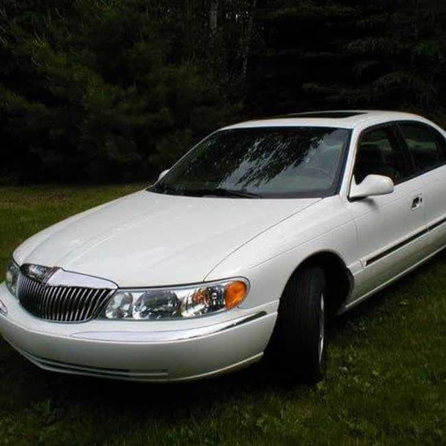 2002 Lincoln Continental... is listed (or ranked) 3 on the list The Best Lincoln Continentals of All Time