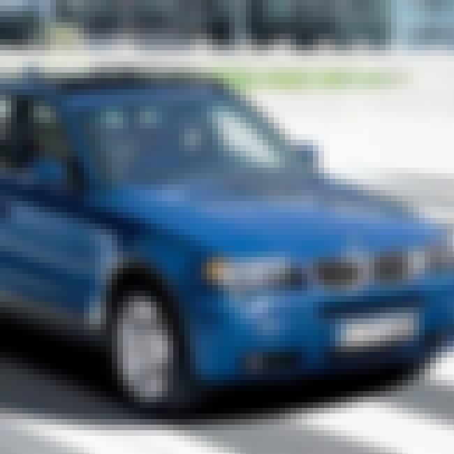 2006 BMW X3 is listed (or ranked) 2 on the list The Best BMW X3s of All Time