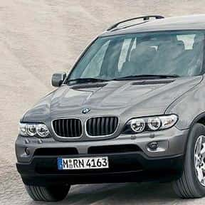 2006 BMW X5 is listed (or ranked) 25 on the list The Best Sport Utility Vehicles of All Time