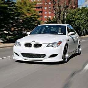 2006 BMW M5 is listed (or ranked) 2 on the list The Best BMW Sedans of All Time