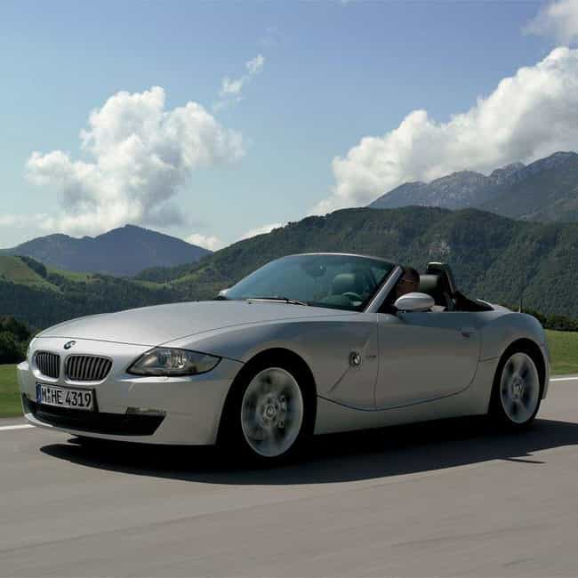 2006 BMW Z4 Roadster is listed (or ranked) 4 on the list The Best BMW Z4s of All Time