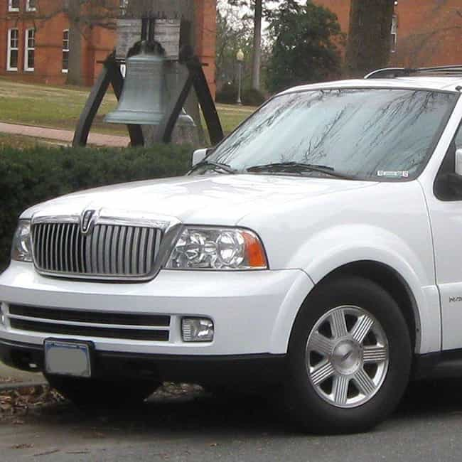 2006 Lincoln Navigator ... is listed (or ranked) 3 on the list The Best Lincoln Navigators of All Time
