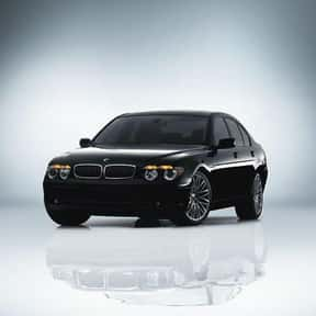 2005 BMW 760 is listed (or ranked) 24 on the list The Best BMW Sedans of All Time