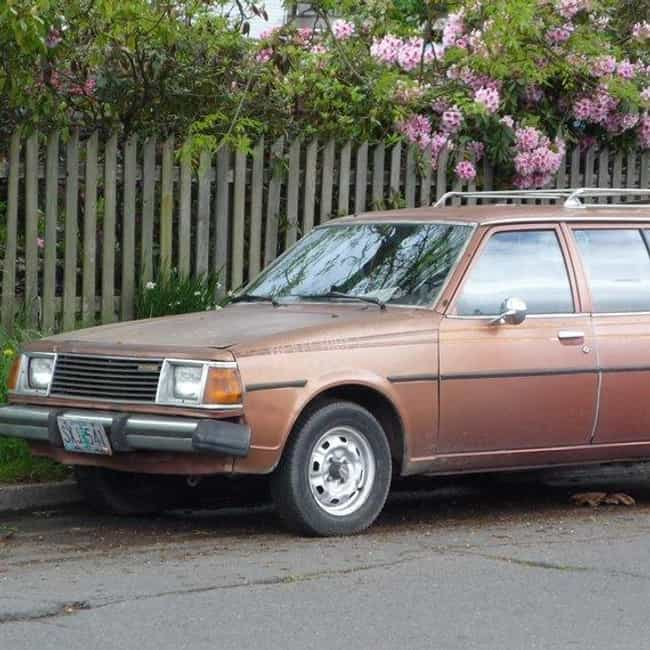 1985 Mazda GLC Station Wagon is listed (or ranked) 3 on the list List of Popular Station Wagons