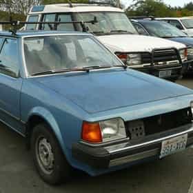 1986 Mazda GLC Sedan