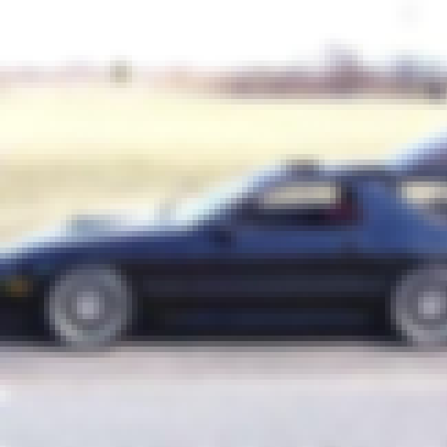 1987 Mazda RX-7 is listed (or ranked) 3 on the list List of Popular Mazda RX-7s