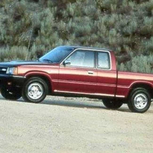 1988 Mazda B2200 is listed (or ranked) 3 on the list List of Popular Mazda Pickup trucks