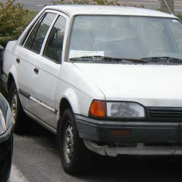 1989 Mazda 323 Sedan