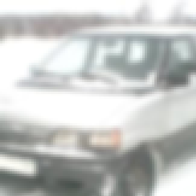 1989 Mazda MPV Minivan is listed (or ranked) 1 on the list List of Popular Mazda MPVs