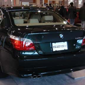 2005 BMW 525 is listed (or ranked) 22 on the list The Best BMW Sedans of All Time