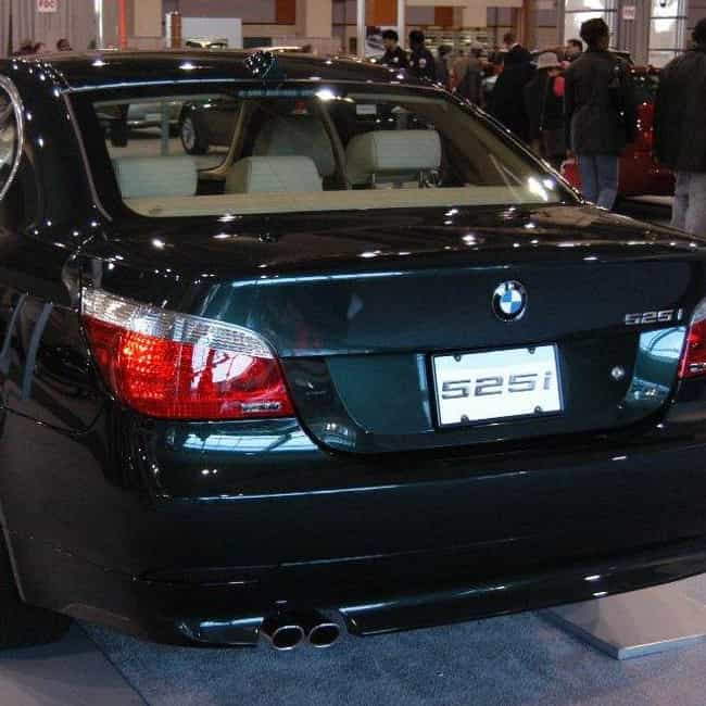 2005 BMW 525 is listed (or ranked) 4 on the list The Best BMW 525s of All Time