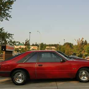 1985 Mercury Capri Hatchback is listed (or ranked) 13 on the list List of Popular Hatchbacks