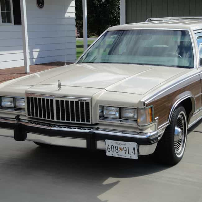 All Mercury Station Wagons List Of Station Wagons Made By Mercury