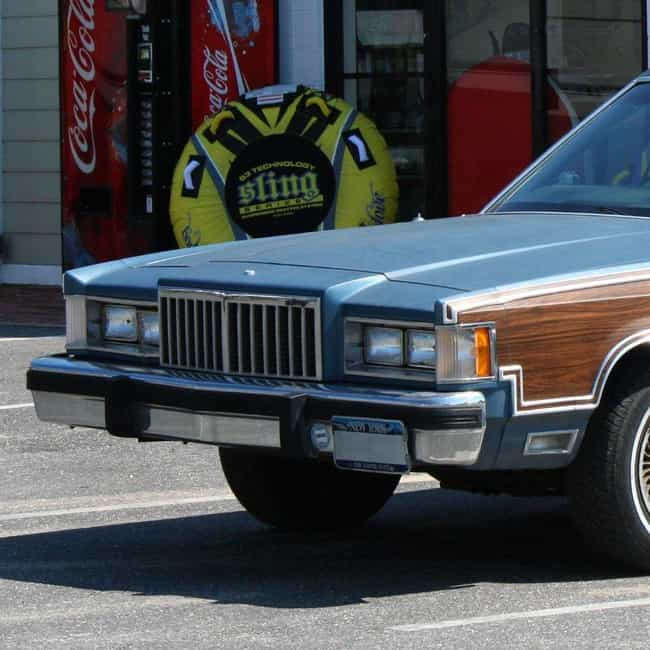 1986 Mercury Marquis Sta... is listed (or ranked) 3 on the list List of Popular Mercury Station Wagons